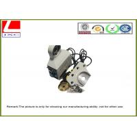 CNC Milling Machine Power Feed Unit , Steel / Aluminum / Plastic Power Table Feed Manufactures
