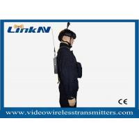 Quality Professional HD SDI COFDM Transmitter for Video Audio Wireless Transmission for sale