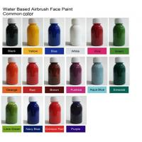 China 500ml / Bottle 40 Colors Glitter Tattoo Ink / Organic Permanent Makeup Ink on sale