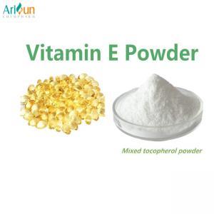 100% Natural Mixed Tocopherol 30% Vitamins Raw Materials Long-Term Supply Medicine Grade Manufactures