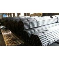 ERW Carbon Steel Pipe Application Automobile , Welded Steel Tube ST37 Manufactures