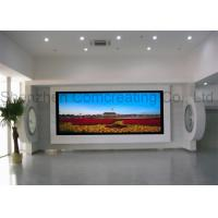 Customized HD Full Color SMD P4 LED Video Walls Low Power Advertising LED Display Board OEM / ODM Front Service