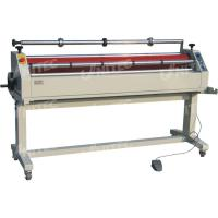 Electric Cold Roll Laminator Machine BU-1600CIIZ with CE Certificated Manufactures