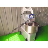 Quality 3.5 Kw Electric Bakery Dough Mixer Two Speed Double Acting Easy Operation for sale