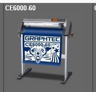 Graphtec Garment Cutting Plotter (CE 6000-60)