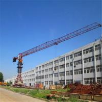 Construction Material Handing Equipment Luffing Jib Tower Crane 18ton Manufactures