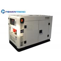 Silent Diesel Single Phase Small Portable Generators 10kw 12kva 2V88 CE Manufactures