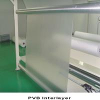 PVB Interlayer film for Laminated Safety Glass of Curtain walls/Skylights/Canopy Manufactures