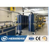 China Professional Fiber Optic Cable Production Line SZ Strander Premise Cable Machine on sale