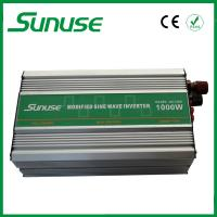Modified Sine Wave Power Inverter 1000w Peak Power 2000w DC to AC 24v to 220v Manufactures