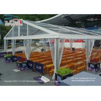15x15m Transparent Clear Roof Tents for 300~500 People Outdoor Events Manufactures