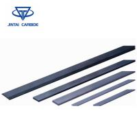 China High Hardness Tungsten Carbide Inserts For Stone Cutting , Wood Working on sale