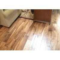 3/4 thick natural acacia solid wood flooring Manufactures