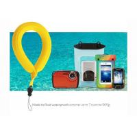Yellow Floating Camera Mount 1 - Pack Float Strap for All Waterproof Cameras Manufactures