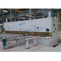 China 6000mm CNC Guillotine Shearing Machine Whole Steel Welded Structure on sale