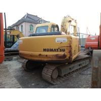 Used KOMATSU PC120-6 12 ton Excavator For Sale Manufactures