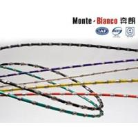 Top Sale Diamond Wire Saw For Granite and Marble Cutting Manufactures