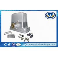 Electronic Sliding Gate Motor Automated Remote Door Opener Manufactures
