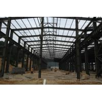 China Pre Fabricated High Rise Steel Structure Building For Railway Station on sale