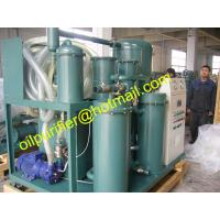 Lubricant Oil Filtration Plant,Lube Oil Purification Plant,Purify with water ring vacuum pump, special for dehydration Manufactures