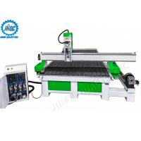 High Efficiency CNC Router Machine 2040 With 4th Rotary Axis For Cabinet Making Manufactures