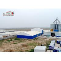 Sandwich Wall Aluminum Warehouse Tent For Storage / Temporary Workshop Tent Manufactures