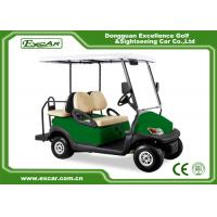 China CE Approved 4 Seater Club Car Comfortable 48V With 3.7KW ADC Motor on sale
