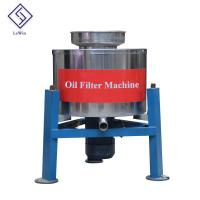 High Preformance Centrifugal Oil Filtering Equipment 800 * 700 * 1000mm Manufactures