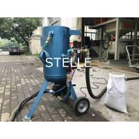 China Custom Compact Design Portable Sand Blasting Machine With One Year Warranty on sale