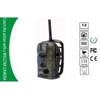 Motion-Triggered Wireless Wildlife Camera With 24pcs 850nm Infrared LEDs Manufactures
