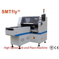 High Speed PCB Pick And Place Machine 0.02mm Mounting Precision 0.5Mpa Air Force Manufactures