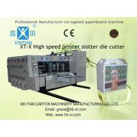 Automatic Corrugated Box Making Machine for All Kinds Small Carton Box Manufactures