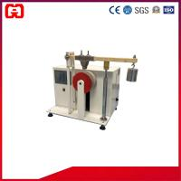 Luggage Wheel Wear Test Instrument AWith 10-50KG Wheel Center Load Manufactures