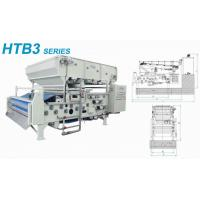 Belt Filter Press for Wastewater Treatment HTB3-1500L Manufactures
