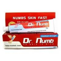 Dr.Numb Pain Relief Topical Pain Tattoo Anesthetic Cream Manufactures
