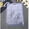 Reusable Blister Packaging Tray , PP Blister Packaging Good Moisture Resistance for sale