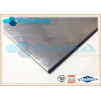 Quality Mill Finished Aluminium Honeycomb Wall Panels For Furniture Decoration Antirust for sale