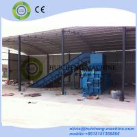 Horizontal Cardboard Baler/manual tie Plastic Bottle Baler/PET bottle baling machine/horizontal corrugated Box baling Manufactures