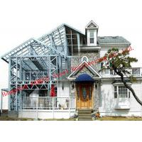 Customized Light Steel Villa Design And Fabrication Based On Various Standards Manufactures