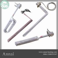 ANNAI Customized varies type electric heating element teflon immersion heater Manufactures
