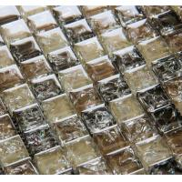 New Best Selling  Atpalas Sourttain Glass  Mosaic Tile AGL7045 Manufactures