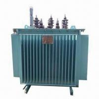 Quality 11kV/33KV Oil Immersed Distribution Transformer with 70/85% No-load Electric Current for sale