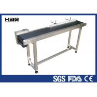 Mini Conveyor Belt For Small Business , Stainless Steel Conveyors Food Processing Manufactures