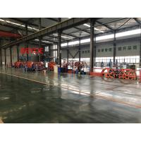 China High Speed Copper Wire Planetary Stranding Machine With 500/ 6+12+18+24 on sale