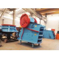 China Simple structure  Jaw plate Crusher for feldspar crushing machine on sale