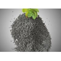 4mm Impregnated KOH Columnar Activated Carbon / Activated Charcoal Particles Manufactures