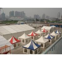 China 6x6 Meter Pagoda Wedding Party Mobile Canopy Tent Export Bahrain on sale