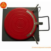 China wheel alignment turntable SX021 on sale