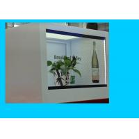 China 43 Inch Transparent Touch Screen Display With Android System Novel Design on sale