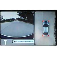 Wide Angle Car Reverse Camera System With Night Vision 580TVL Manufactures